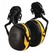 Orejera para casco con anclaje P5E, 3M PELTOR X2P5E (10 orejeras)