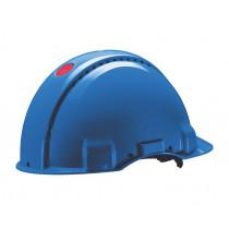 Casco con ventilación, arnés de ruleta y banda de sudor plástico G2000 (20 cascos)