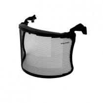 Pantalla rejilla acero inox. visera corta, reducción lumínica 25% V4CK (10 pantallas)