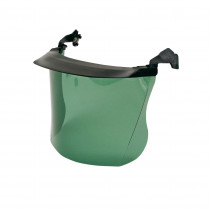 Pantalla policarbonato verde (tono 5-2) V4E (10 pantallas)