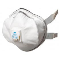 Mascarilla híbrida reutilizable FFP2 R D c/válvula 8825+ (50 mascarillas)