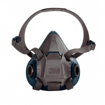 Media Máscara 6500 QL - silicona (10 máscaras)