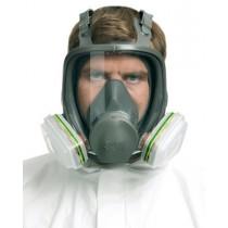 Máscara completa 6700 - elastómero (4 máscaras)