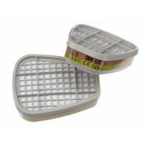 Filtro A1 y formaldehído 6075 (64 filtros)