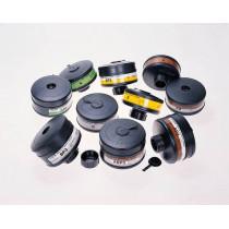 Filtro ABEK2P3 R rosca DIN 4530920P (3 filtros)