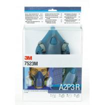 """Kits """"Listos para usar"""" Media máscara y filtro Pack 7502 A2P3 R (6055 A2 + 5935 P3R) - 4 kits"""