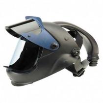 Pantalla soldadura, visor interior tono 1.7 y exterior tono 8 abatible HT-622