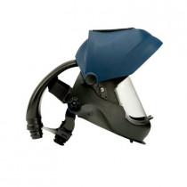 Pantalla soldadura, visor interior sin tono y exterior abatible con filtro inactínico (90 x 110) mm HT-629