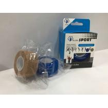 Pack venda elastica cohesive 5cmx4.5m 10 Unidades.