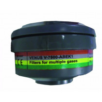 Gases combinados ABEK1 Irudek Protection IRU 7800