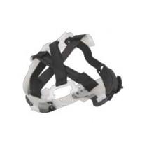 Soporte terilene con trinquete + banda para casco Style 300 HXHG335ELT