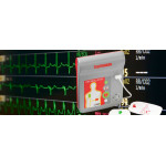 Desfibrilador Telefunken semiatomático HR1. EN 60601-1:2006 EN 60601-1-4:1996 EN 60601-1:2007 EN 60601-2-4:2003 (ref. TF AED)