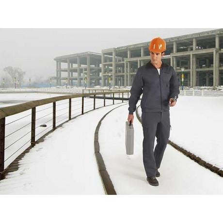 Pantalón largo softshell multicapa alta protección térmica (ref. RUGOSO)