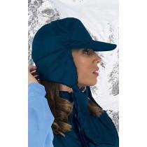 Gorra invierno de abrigo hidrofugada con polar (ref. MOUNT)