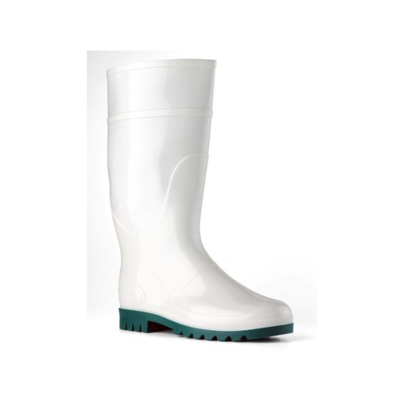 Bota agua blanca PVC para alimentación - EN 20347 (ref. 129005)