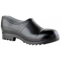 Zueco negro PVC impermeable - UNE-EN ISO 20347 (ref. 129013)