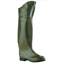 Bota de riego verde PVC - EN 20347 (ref. 129015)