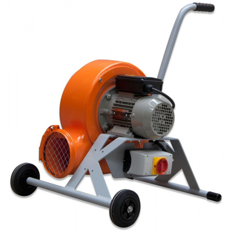 Motor aspirador L - 2.000m³/h (ref. FANL)