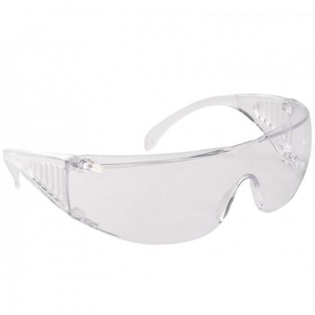 Gafas de protección visitante, 100% policarbonato incoloro (ref. 143003)