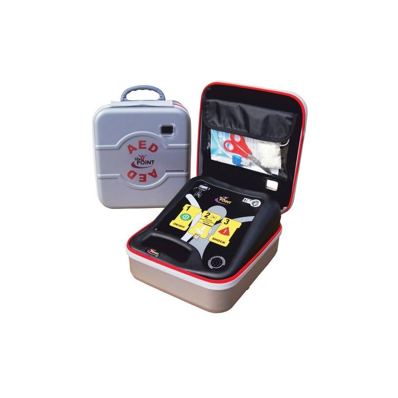Desfibrilador PRO AED semiautomático (ref. lifePOINT PRO)