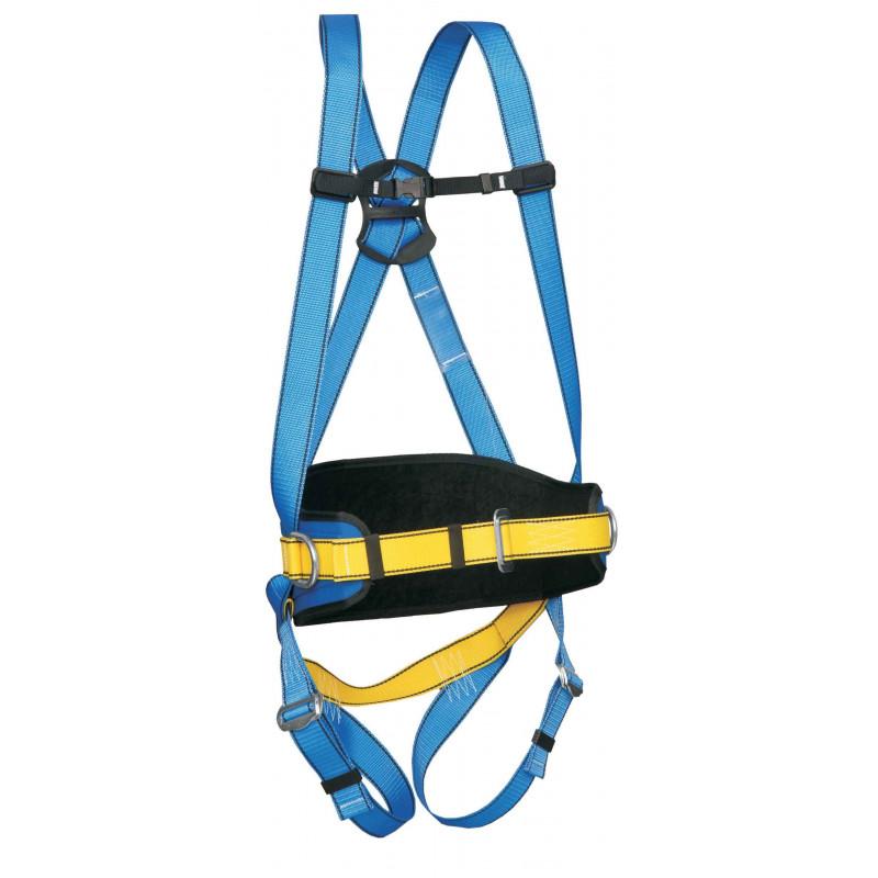 Arnés anticaídas Cinturón posicionamiento P02S - EN 361 y EN 358