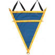 Triángulo de rescate / Lazos de salvamento DX301- EN 1498 Clase B