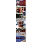 Placa anti impactos de policarbonato (ref. IMPACT)