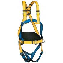 P56 Arnés anticaídas dorsal y esternal con cinturón EN361 y EN358