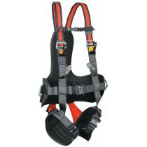 P80E Arnés anticaídas elástico Cinturón EN 361, EN 813 y EN 358