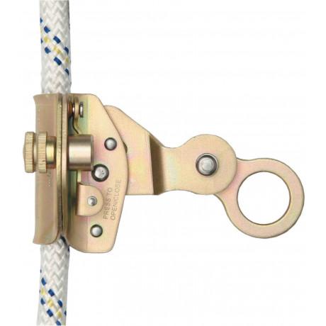 Elemento anticaídas línea de vida flexible diámetro 14mm EN353-2 (ref. AC012)