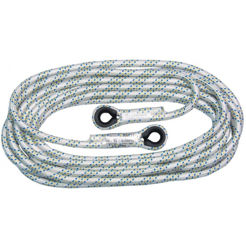 Cuerda diámetro 14 mm para líneas de vida flexibles EN 353-2 (ref. AC100)