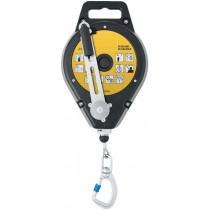 Dispositivo anticaídas retráctil rescatador de cable de 25 m - EN 360 y EN 1496 clase B (ref. CRW300)