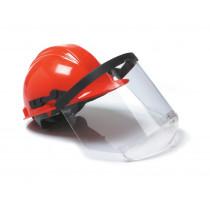 Protectores Faciales Acoplables a Casco Perfo-combi AC.