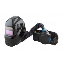Pantallas de Soldar/Esmerilar con Equipo de Aire Incorporado Autoshell Plus Air Pack