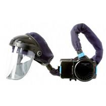 Pantallas de Soldar/Esmerilar con Equipo de Aire Incorporado Turboshield Plus Air Pack