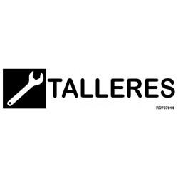 Informativa Talleres Acero Inoxidable Adhesivo de 0'8mm 50 x 200 mm