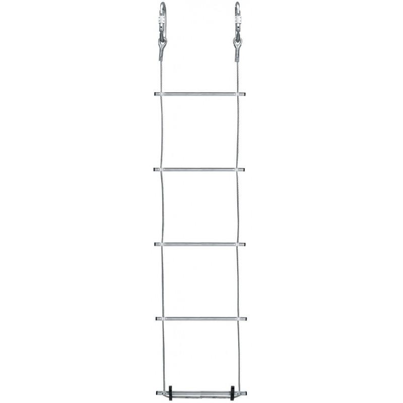 Escalera de cable de acero - Peldaños 310 mm (ref. DL012)