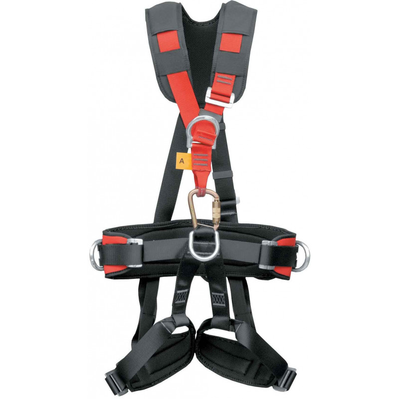 P71 Arnés anticaídas cinturón - EN361 EN358 EN813