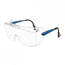 OX2000 Cubregafas montura azul PC DX incolora patilla pivotante 17-5118-2040M (20 gafas)