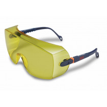 Cubregafas CONFORT - amarilla y AR 3M 2802 (20 gafas)