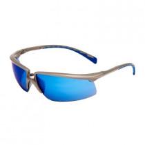 SOLUS Gafas montura plata/azul PC azul espejo 71505-00009M (20 gafas)