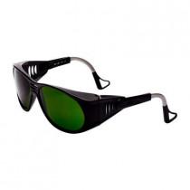 EAGLE SOLDADURA Gafas montura negra PC tono 5, AR 27-3024-05M (20 gafas)