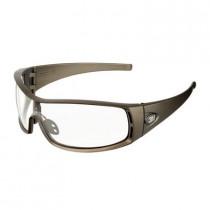 Gafa 1100E Gris, Lente PC incolora AR y AE 71508-00000M (20 gafas)
