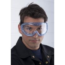 FAHRENHEIT Gafas ventilación indirecta PC incolora AR 71360-00012M (10 gafas)
