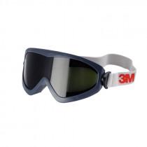 Gafas estancas ocular tono 5 para Soldadura 3M 2895S (10 gafas)
