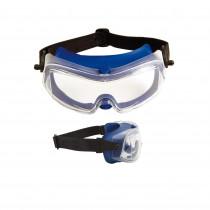 MODUL-R Gafas ventilación indirecta PC incolora AR y AE 71361-00001M (10 gafas)