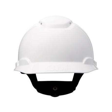 Casco con ventilación, arnés de ruleta, H700 (20 cascos)