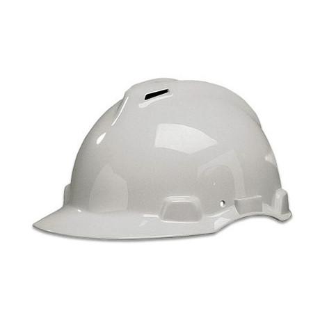 Casco con ventilación y banda sudor plástico, G22C (20 cascos)