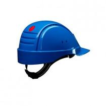 Casco con ventilación, arnés estándar y banda de sudor plástico G2000 (20 cascos)