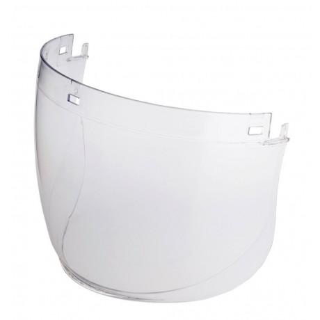 Pantalla incolora de policarbonato para G500/G3000, antiempañamiento por las dos caras 5F-11 (10 pantallas)